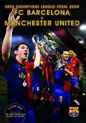 FC Barcelona 2009 Champion of Champions 2 Disc DVD