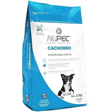 Nupec croquetas para Perros, Cachorros, con Vitamina E y Selenio, presentación de 15 kg.