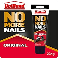 No nails – This solvent-free mount glue is ideal for heavy-duty adhesion for DIY and repair jobs and eliminates the need for mounting with nails or screws. Multi-functional – This wood glue is suitable for many other materials such as concrete, brick...