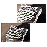 Immagine 1 bioaley kalimba mini pianoforte a