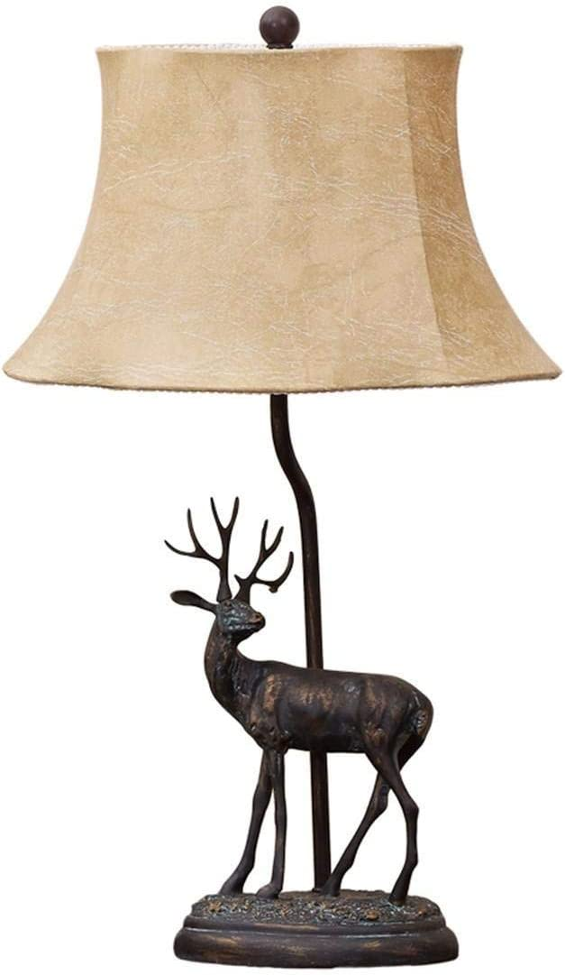 WORSY Desk Lamps Lamp European Light online shop Max 62% OFF Country Retro Warm American