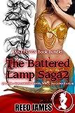 The Battered Lamp Saga 2 (An ELEVEN Book Bundle): (A Genie, Supernatural, Harem, Witch, Succubus Erotica)