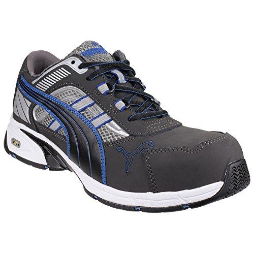 Puma - Zapatillas Deportivas de Trabajo de Seguridad Pace Blue de Cordones para Chico Hombre (47 EU) (Azul)