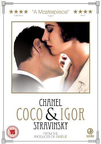 Coco Chanel & Igor Stravinsky [DVD] (2009) by Anna Mouglalis