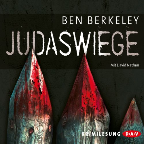 Judaswiege audiobook cover art