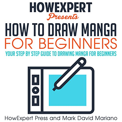 Couverture de How to Draw Manga for Beginners