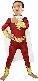 shazam superhero costume