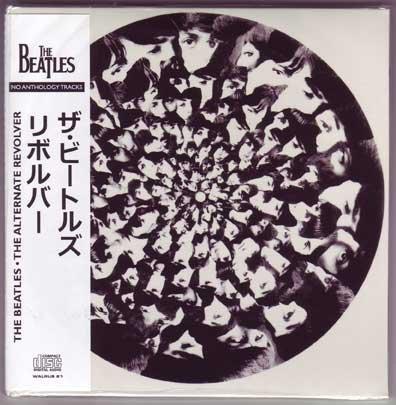 The Beatles - The Alternate Revolver - Audio Cd MLPS [Mini Long Play Sleeve] Japanese Mini-LP Replica Audio CD OBI