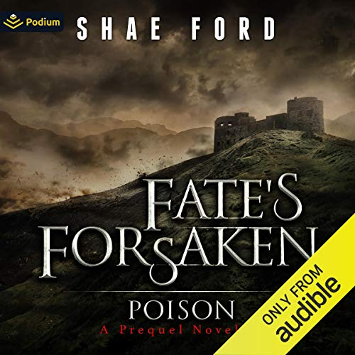Poison Audiobook By Shae Ford cover art