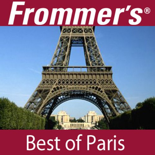 Frommer's Best of Paris Audio Tour audiobook cover art