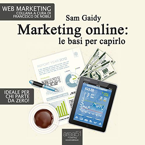 Marketing online: le basi per capirlo copertina