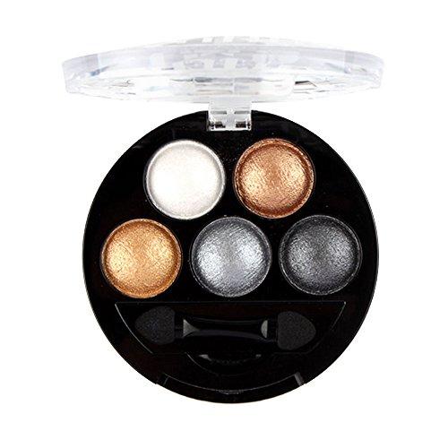 Mode Professionelle Augen Makeup Pigment Lidschatten Lidschatten-Palette Backen Gebackener SchöNheit Oder Heimgebrauch Farben ErhäLtlich Perfektes Augen Make-up illimitable (06)