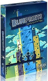blueprints dice game