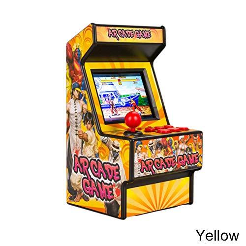 True-Ying Mini Arcade Machine-New Street Fighter Arcade – Mini Console Portatile – Classico Retro Game Console 16 Bit