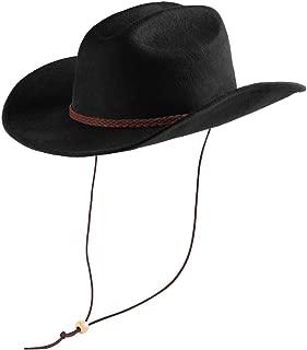 Best crushable felt cowboy hats Reviews