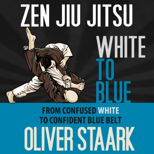 Zen Jiu Jitsu audiobook cover art