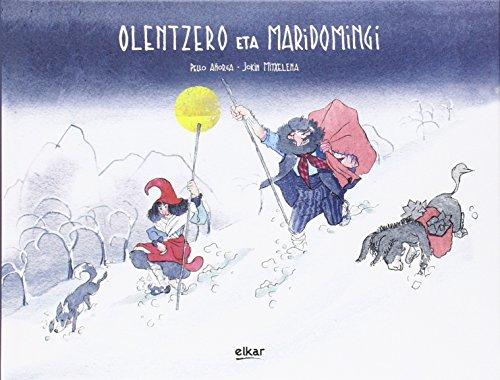 Olentzero eta Maridomingi