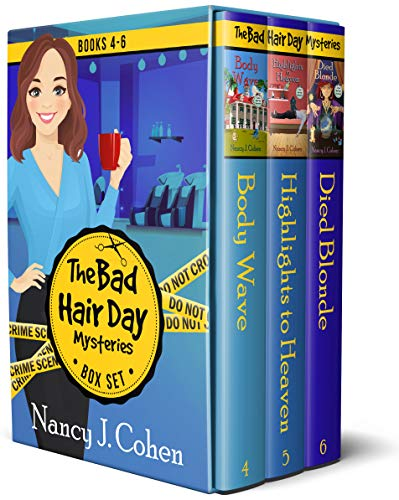 The Bad Hair Day Mysteries Box Set Volume Two: Books 4-6 by [Nancy J. Cohen]