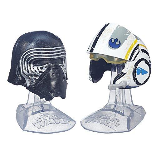 Star Wars: The Force Awakens Black Series Druckguss Kylo Ren & Poe Damm