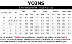 YOINS Women Casual V Neck Chiffon Tops Long Adjustable Sleeve Shirts Zip Sexy Loose Blouses Black-new XXL #5