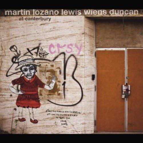 Martin Lozano Lewis Wiens Duncan