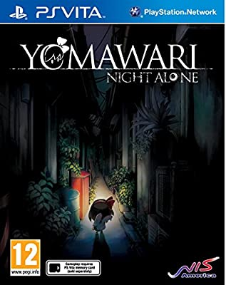 Yomawari: Night Alone + htoL#NiQ: The Firefly Diary (PlayStation Vita)