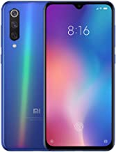 Xiaomi Mi 9 6GB RAM 64GB ROM Snapdragon 855 6.39 Inch Triple Camera Fingerprint Screen Smartphone Global Version -Ocean Blue