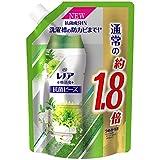 レノア 本格消臭+ 抗菌ビーズ グリーンミスト 詰め替え 約1.8倍(760mL/482g)