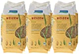 Reformhaus Weizen ganz Bio, 6er Pack (6 x 1 kg) - 5