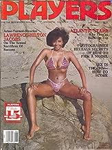 Players Magazine V16N6 November 1989 Beautiful Ebony Women