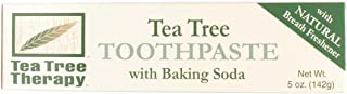 Tea Tree Therapy Toothpaste with Baking Soda ( 5-Pack)