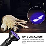 Immagine 1 youthink torcia uv lampada ultravioletta