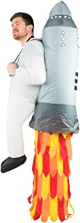 Adult Inflatable Jetpack Fancy Dress Costume