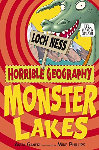 Horrible Geography: Monster Lakes