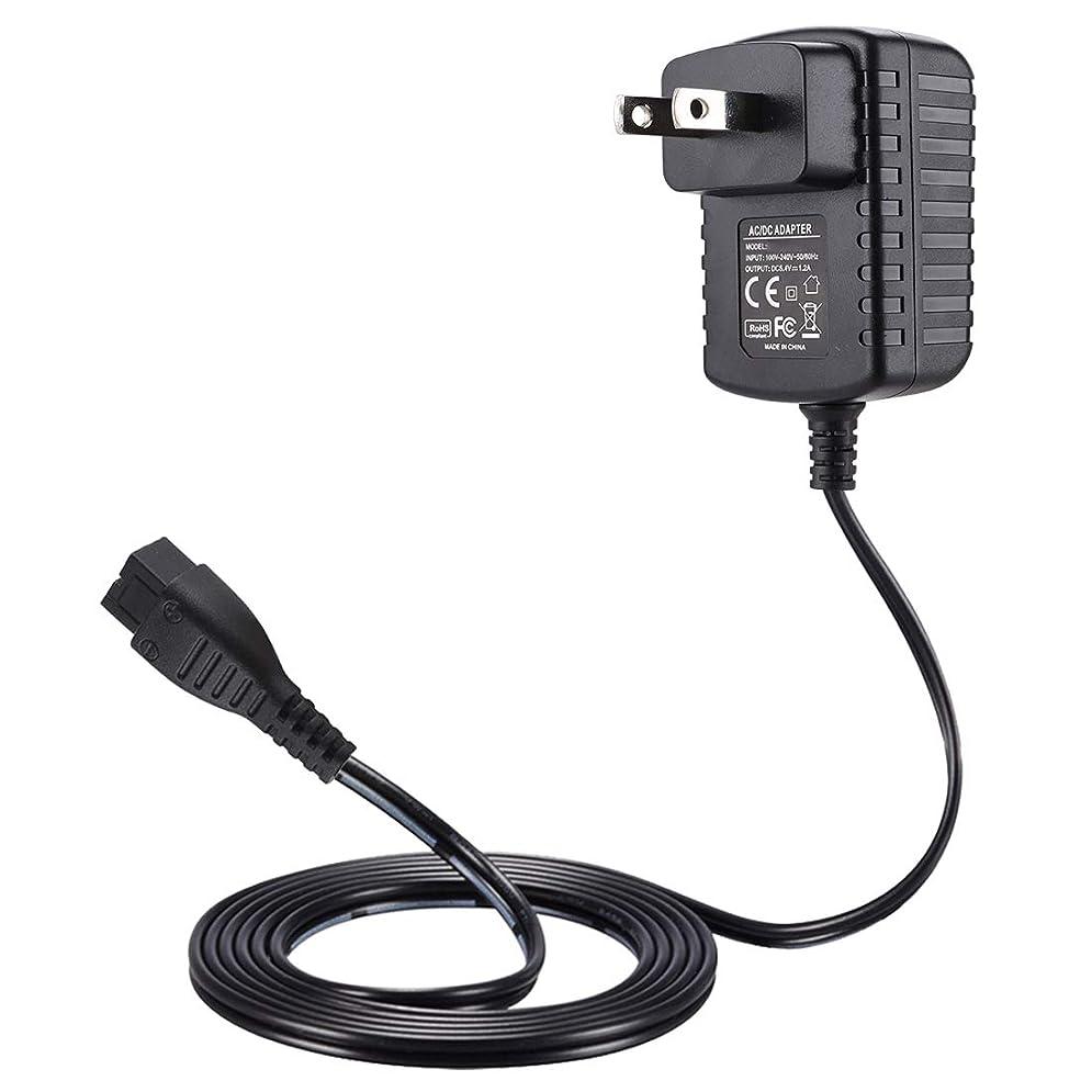 介入する橋脚意気込みPunasi パナソニック シェーバー対応 5.4V 1.2A Panasonic対応 ACアダプター DCアダプター 5.4V電源アダプター交換用充電器 ES7000 ES8000 シリーズ ES8232 ES8237 ES8238 ES8251 ES8258シェーバーなど