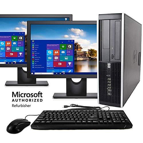 HP-Elite-Desktop-Computer-Tower-PC-Intel-Ci5-2400-16GB-Ram-2TB-HDD-Wireless-WiFi-Bluetooth-Adapter-DVD-ROM-Keyboard-Mouse-24-inches-Dual-LCD-Monitor-Brands-Vary-Windows-10-CD-Renewed