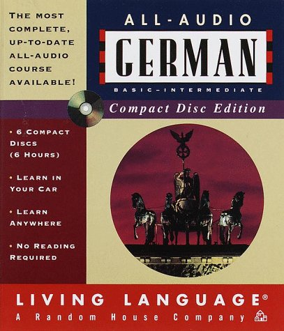 All-Audio German CD (LL(R) All-Audio Courses)
