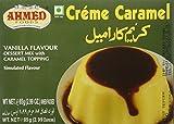 AHMED Crème Caramel Halal Jello Jelly, 85 Gram (Pack of 12)