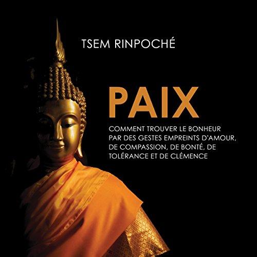 Paix audiobook cover art