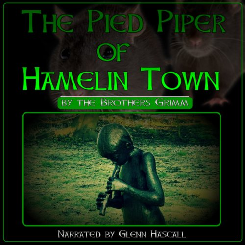 The Pied Piper of Hamelin Town cover art