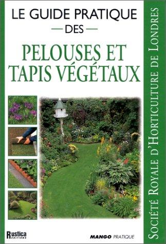 Pelouses et tapis végétaux