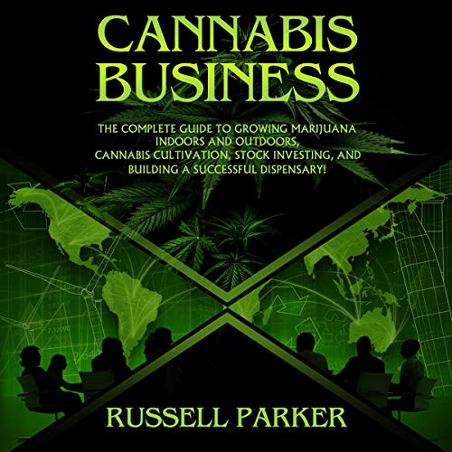 Cannabis Business audiobook cover art