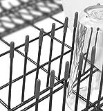 150x Premium Spülmaschinen-Gestell-Abdeckkappen für alle Geschirrkörbe | schadstoffgeprüft |...