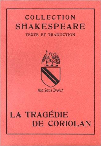 La Tragédie de Coriolan