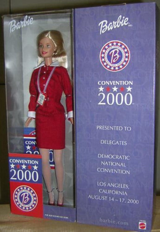 moda clasica Barbie Barbie Barbie 2000 Democratic Convention  ¡no ser extrañado!