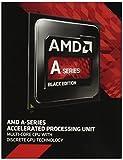 AMD FM2 A8-7650K Processore 3,3GHz Box, Nero