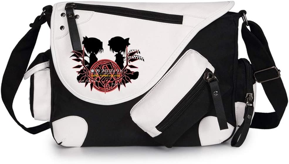 Ranking TOP3 Nsddm My Hero Academia Elegant Anime Shoulder Flandre Bag Scarlet Patter