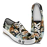 Bradford Exchange Wildlife Art Women's Canvas Shoes: Protect The Wild by The