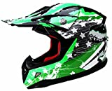 casco cross adulto homologado