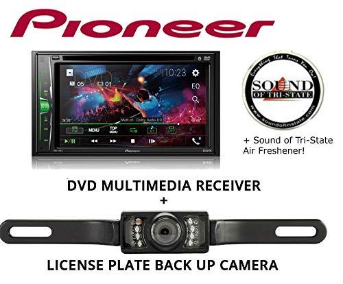 Pioneer AVH210EX Receiver License Backup